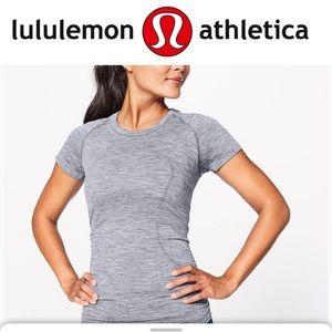 Lululemon Athletica Swifty Tech Short Sleeve Crew